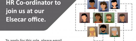 Vacancy: HR Co-ordinator
